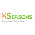 8 Seasons Coupon & Promo Codes